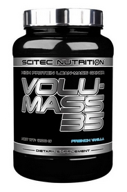 Гейнеры Scitec Nutrition Volumass 35 (1200 г)