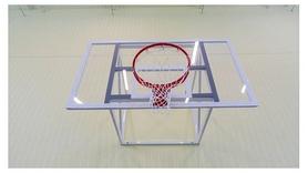 Ферма баскетбольная фиксированная, вынос до 400 мм ФИБА, SS00066