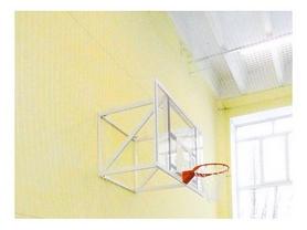 Ферма баскетбольная фиксированная, вынос до 600 мм ФИБА, SS00065