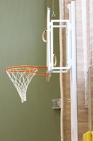 Ферма баскетбольная регулируемая по высоте, SS00086