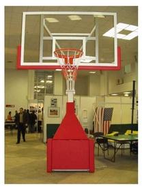 Стойка баскетбольная мобильная, вынос 3250 мм, SS00076
