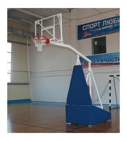 Стойка баскетбольная мобильная SS00368