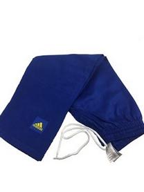 Фото 3 к товару Кимоно для дзюдо Adidas Judo Uniform Club синее