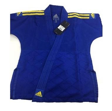 Кимоно для дзюдо Adidas Judo Uniform Club синее