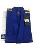 Кимоно для дзюдо Adidas Judo Uniform Club синее - фото 2