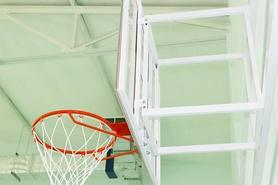 Фото 2 к товару Ферма баскетбольная фиксированная, вынос до 600 мм Street, SS00068