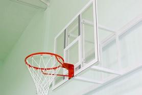 Фото 2 к товару Ферма баскетбольная фиксированная, вынос до 200 мм Street, SS00070