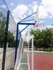 Стойка баскетбольная стационарная (уличная), одна опора вынос до 1200 мм, SS00433 - фото 2