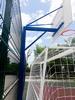 Стойка баскетбольная стационарная (уличная), одна опора вынос до 1200 мм, SS00433 - фото 3