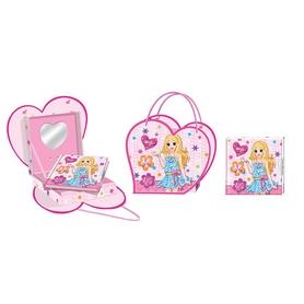 Набор Bino Музыкальная сумочка с зеркалом и дневник на замочке