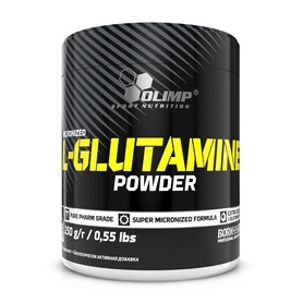 Глютамин Olimp Labs L-glutamine (250 г)