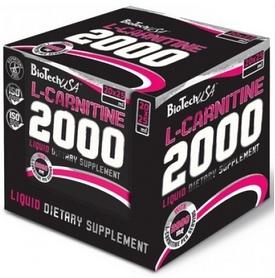Жиросжигатель BioTech L-carnitine 2000 мг 20x25 мл