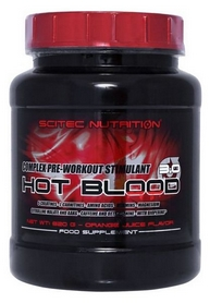 Креатин Scitec Nutrition Hot Blood 2 (820 г)