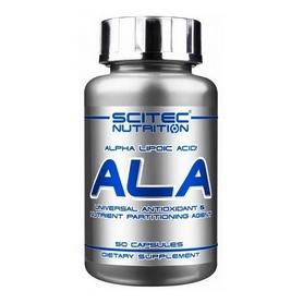 Спецпрепарат (послетренеровочный) Scitec Nutrition Ala (50 капсул)