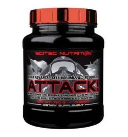 Спецпрепарат (предтренеровочный) Scitec Nutrition Attack 2 (720 г)