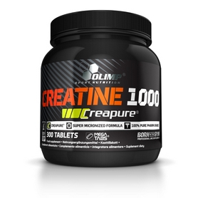 Креатин Olimp Labs Creatine 1000 (300 таб)