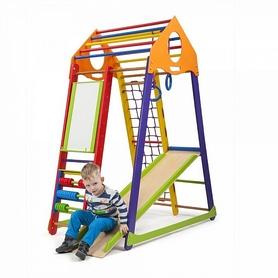 Комплекс спортивно-игровой детский SportBaby BambinoWood Color Plus