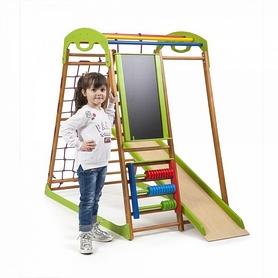 Фото 5 к товару Комплекс спортивно-игровой детский SportBaby