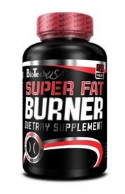 Жиросжигатель BioTech Super Fat Burner 120 таб