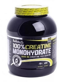 biotech Креатин BioTech 100% Creatine Monohydrate 1000 г PZ-037