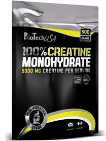Креатин BioTech 100% Creatine Monohydrate 500 г
