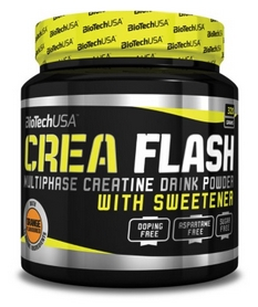 Креатин BioTech Crea Flash 300 г