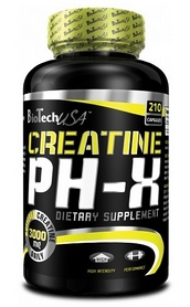 biotech Креатин BioTech Creatine Phx 210 капсул PZ-043