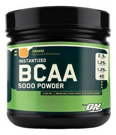 Аминокомплекс Optimum Nutrition BCAA 5000 Powder, 380 г