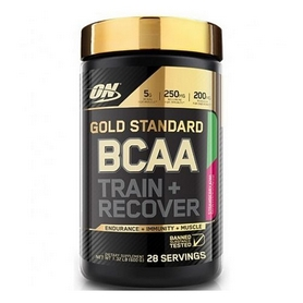 Аминокомплекс Optimum Nutrition Gold Standard BCAA NEW (280 г)