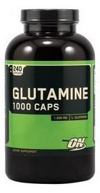 Глютамин Optimum Nutrition Glutamine Caps 1000 Mg (240 капсул)