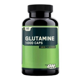 Глютамин Optimum Nutrition Glutamine Caps 1000 Mg (60 капсул)