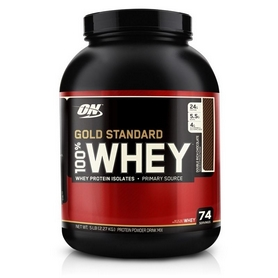 Протеин Optimum Nutrition 100% Whey Gold Standard (2300 г)