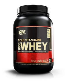Протеин Optimum Nutrition 100% Whey Gold Standard, 909 г