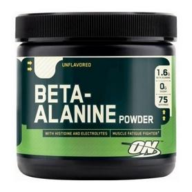 Спецпрепарат (передтренеровочный) Optimum Nutrition Beta Alanine (203 г)