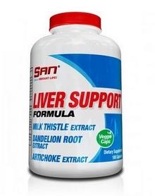Спецпрепатат (послетренеровочный) San Liver Support Formula (100 капсул)