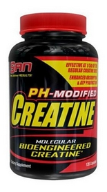 Креатин San PH Modified Creatine (120 капсул)