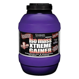 Гейнер Ultimate nutrition Iso Mass Gainer Xtreme (4600 г)