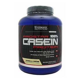 Протеин Ultimate nutrition Prostar Casein (2200 г)