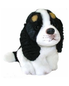 Игрушка мягкая Fancy JD-1547BD Собака Эля 19 см