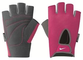 Перчатки для фитнеса женские Nike Womens Fundamental Fitness Gloves розовые