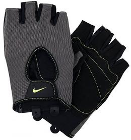 Перчатки для фитнеса мужские Nike Mens Fundamental Training Gloves черный с серым
