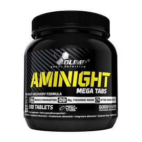 Аминокомплекс Olimp Labs Aminight mega tabs (300 таблеток)