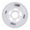 Колеса для роликов Fila 17 Urban Wheels 80MM/84A WHT 8 шт 60760290 - фото 1