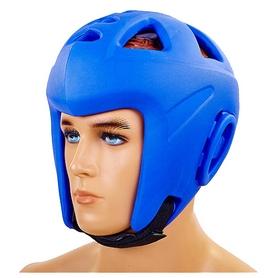 Шлем для единоборств Combat Budo BO-5696-B синий