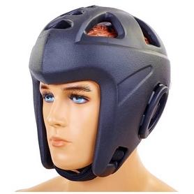 Шлем для единоборств Combat Budo BO-5696-BK черный