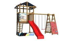 Площадка детская для улицы SportBaby-9