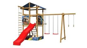 Площадка детская для улицы SportBaby-8