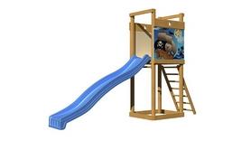 Площадка детская для улицы SportBaby-2
