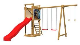 Площадка детская для улицы SportBaby-4