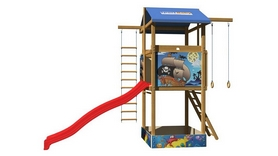Площадка детская для улицы SportBaby-7
